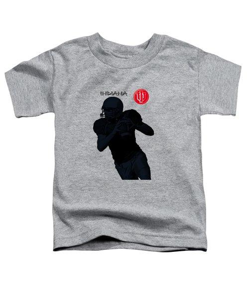 Indiana Football Toddler T-Shirt