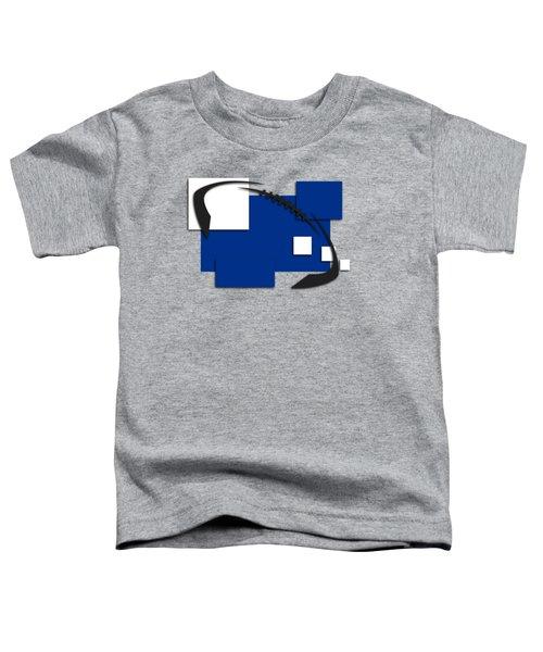Indianapolis Colts Abstract Shirt Toddler T-Shirt