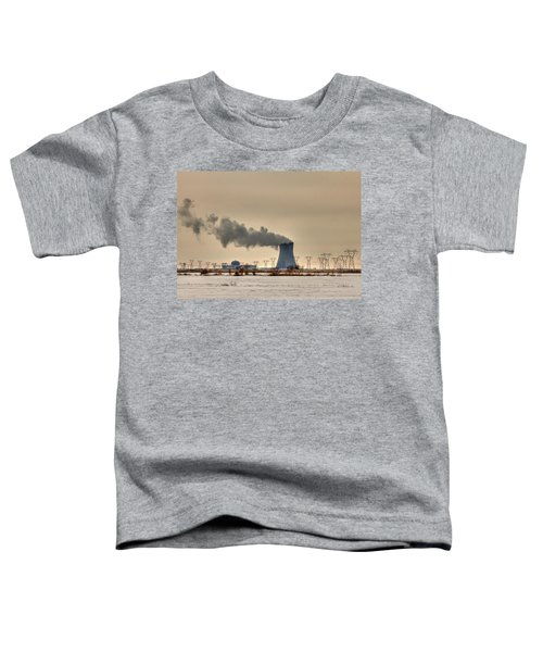 Industrialscape Toddler T-Shirt