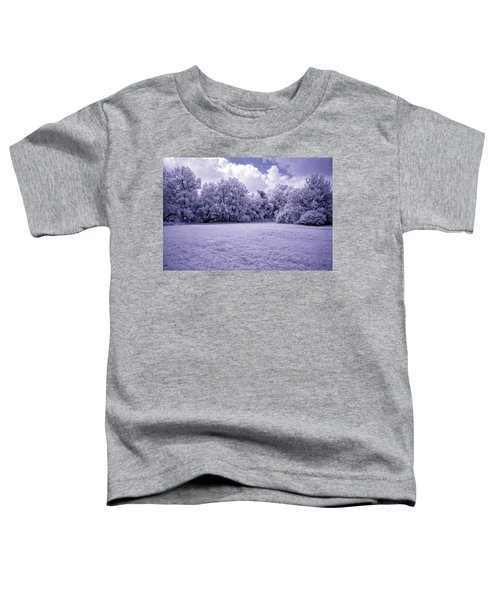 Infrared In Glasgow Ky Toddler T-Shirt