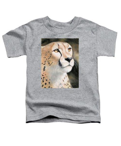 Intensity - Cheetah Toddler T-Shirt