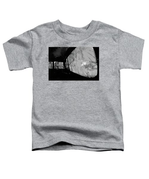 Interior In Gray Toddler T-Shirt