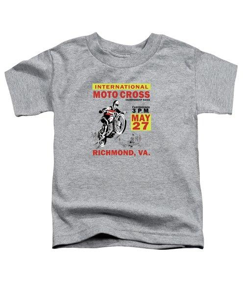 International Moto Cross Toddler T-Shirt