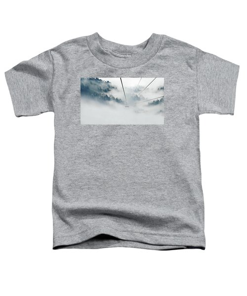Into The Abyss Toddler T-Shirt