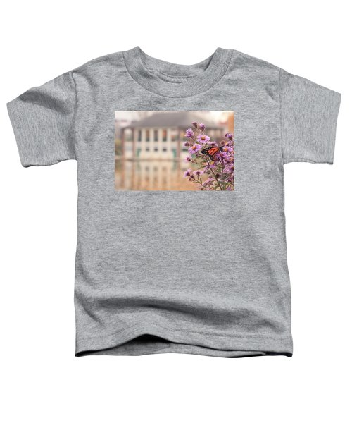 Into The Asters Toddler T-Shirt
