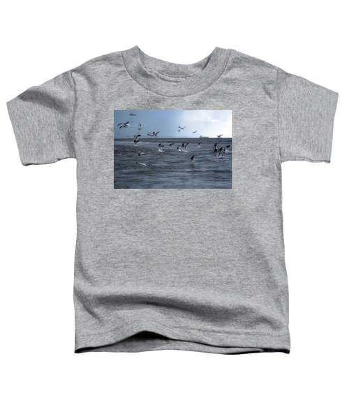 Into The Storm Toddler T-Shirt