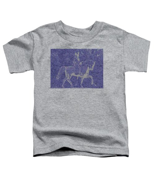 Into The Unknown - Study #1 Toddler T-Shirt