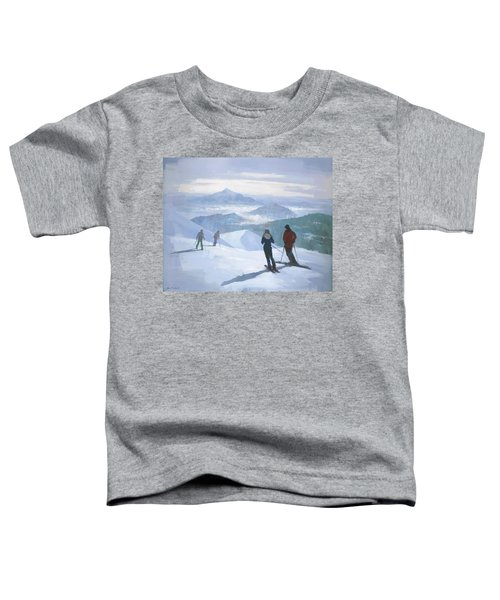 Into The Valley Toddler T-Shirt