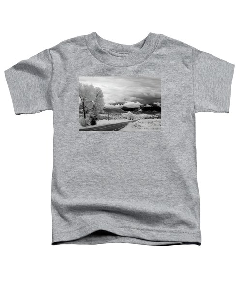Invisible Drive Toddler T-Shirt