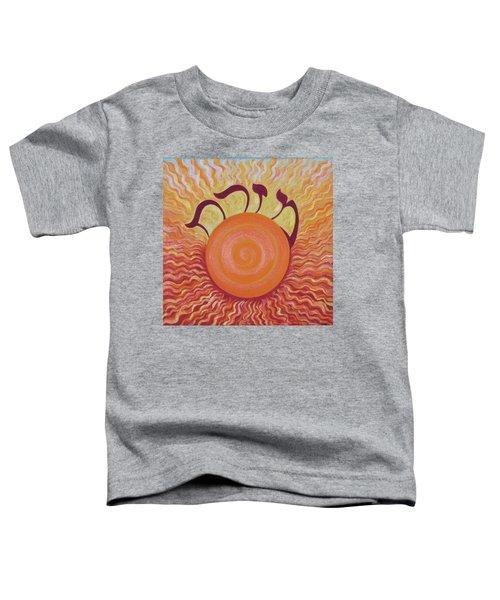 Iris' Mizrach Toddler T-Shirt