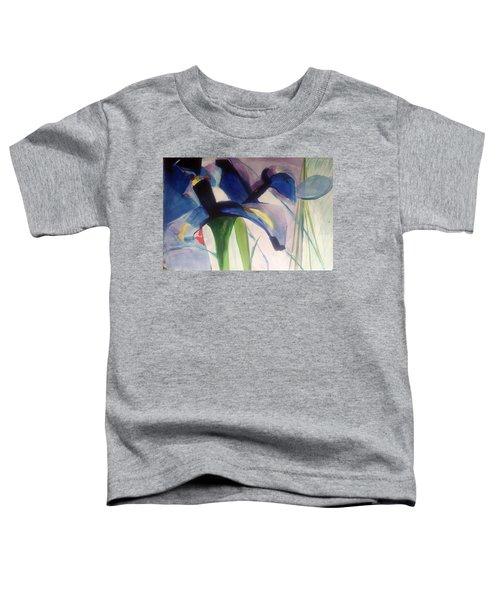 Iris  Power Toddler T-Shirt