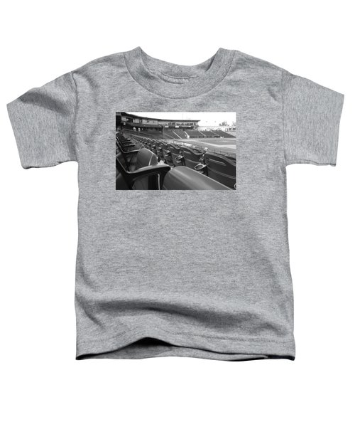 Is It Baseball Season Yet? Toddler T-Shirt