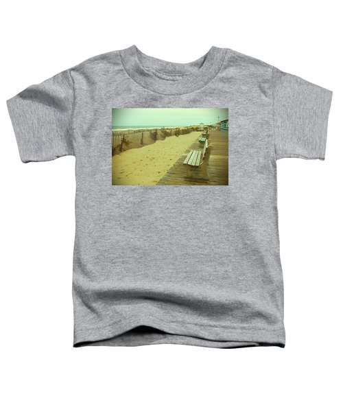 Is This A Beach Day - Jersey Shore Toddler T-Shirt