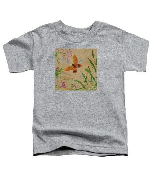 Island Butterfly Series 3 Of 6 Toddler T-Shirt