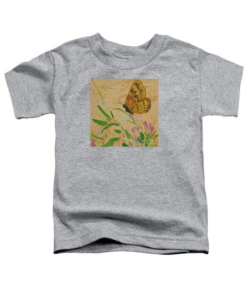 Island Butterfly Series 4 Of 6 Toddler T-Shirt