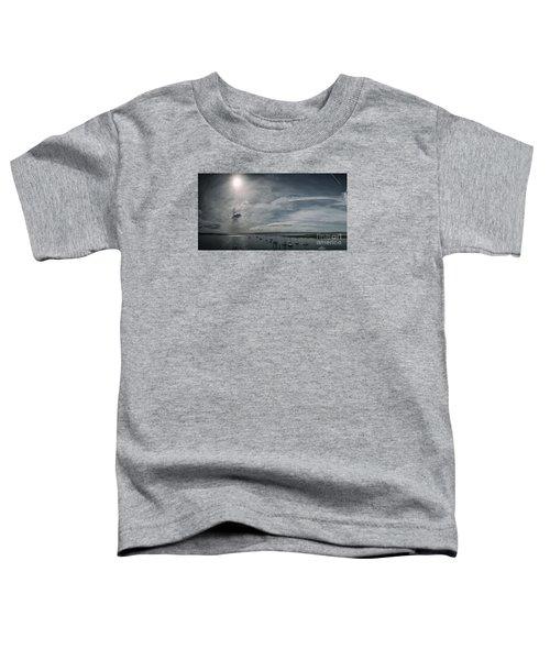 Island Panorama Toddler T-Shirt
