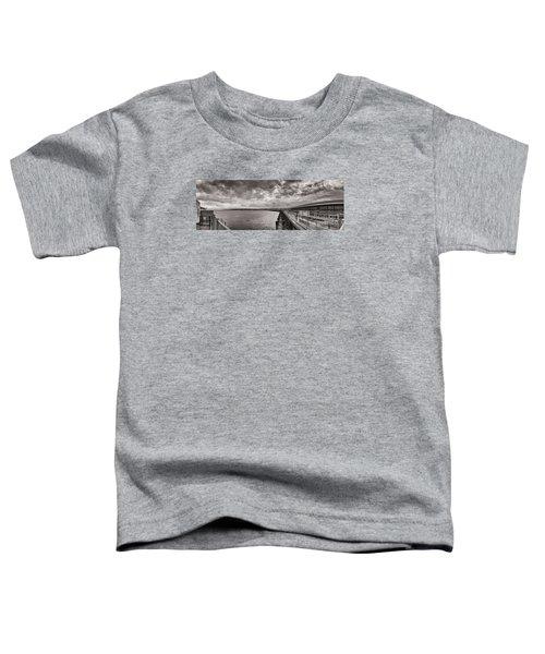 Island Panorama - Ryde Toddler T-Shirt