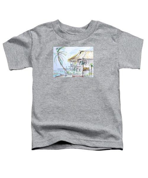 Island Paradise Toddler T-Shirt