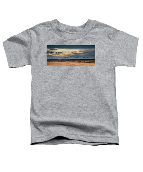 Islands In The Sky Toddler T-Shirt