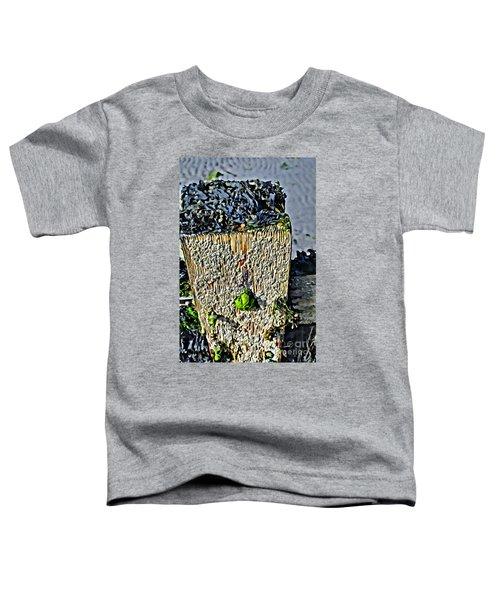 Isle Of Man Low Tide Toddler T-Shirt