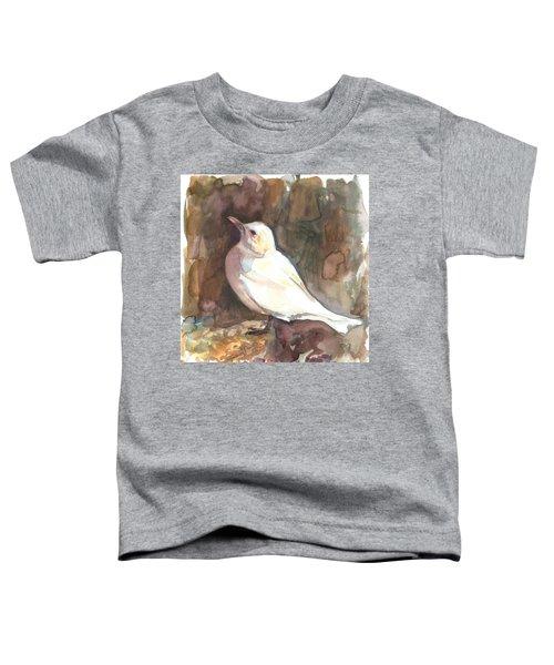 Ivory Gull Toddler T-Shirt