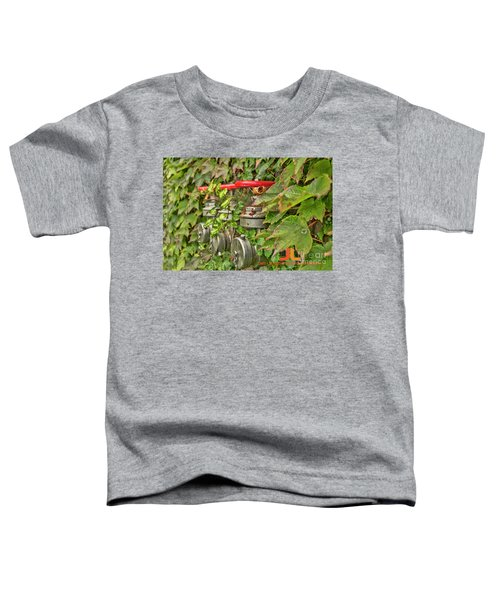 Ivy Standpipe Toddler T-Shirt