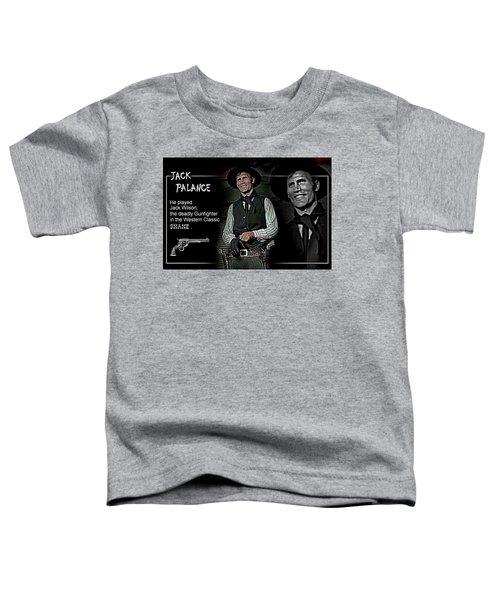 Jack  Palance Toddler T-Shirt