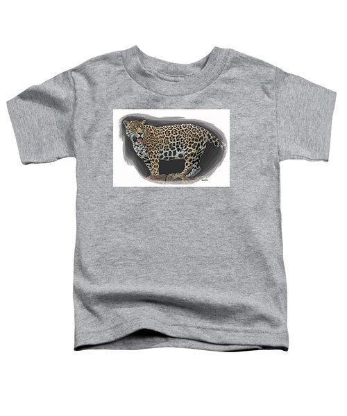 Jaguar 16 Toddler T-Shirt