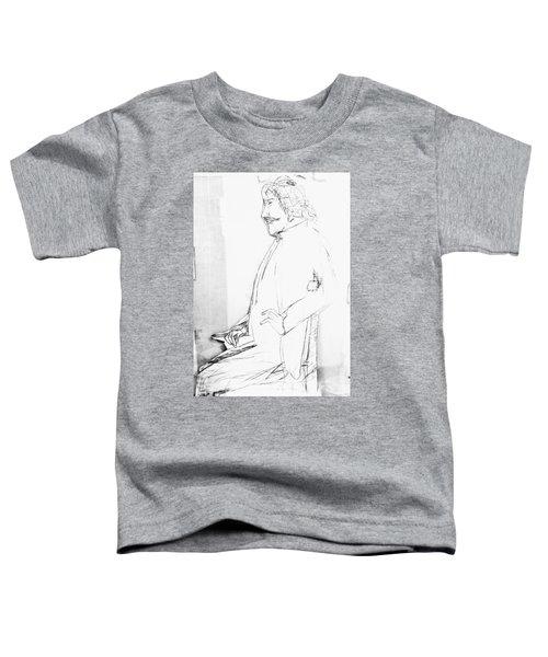 James Whistler's Portrait Toddler T-Shirt