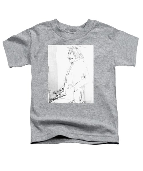 James Whistler's Portrait Toddler T-Shirt