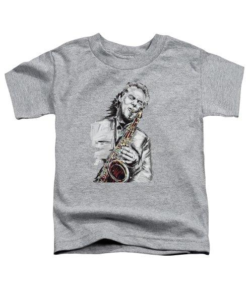 Jan Garbarek Toddler T-Shirt