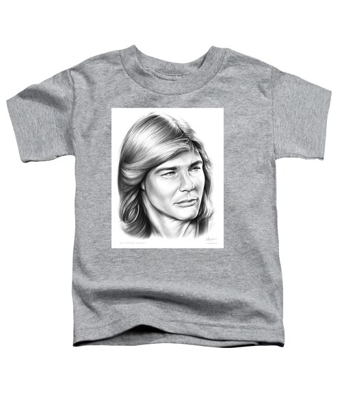 Jan Michael Vincent Toddler T-Shirt
