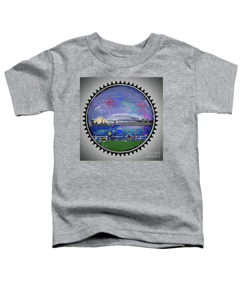 January 2018 Toddler T-Shirt