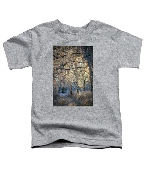 January,1-st, 14.35 #h4 Toddler T-Shirt