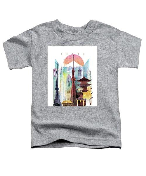 Japan Tokyo Toddler T-Shirt