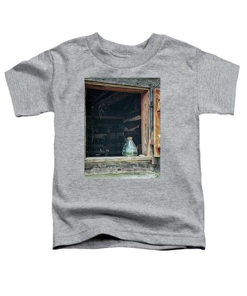 Jar In Window Toddler T-Shirt