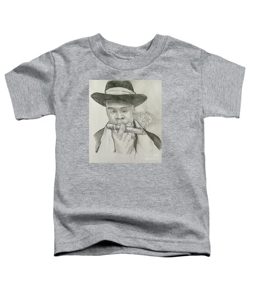 Jay-z Reasonable Doubt 20th Toddler T-Shirt by Gregory Taylor