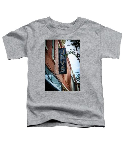Jay's Sign Toddler T-Shirt