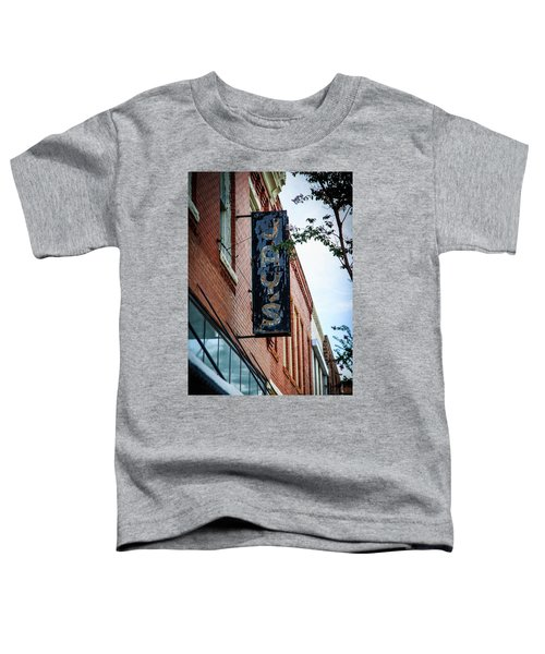 Jay's Sign Toddler T-Shirt