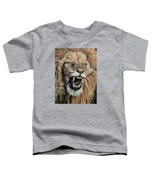 Jealous Roar Toddler T-Shirt
