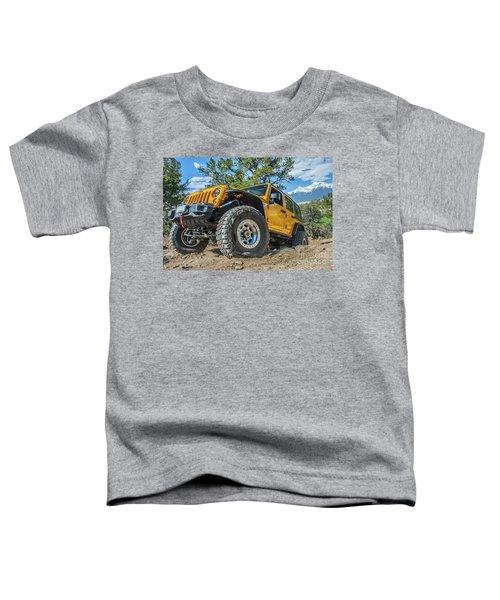 Jeep Life Toddler T-Shirt