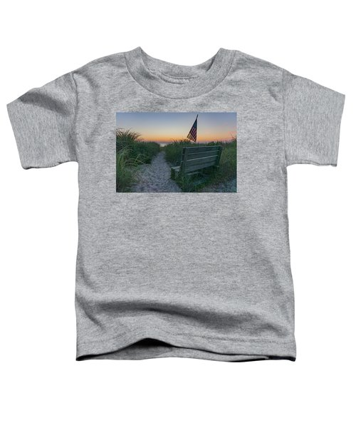 Jerry's Bench Toddler T-Shirt
