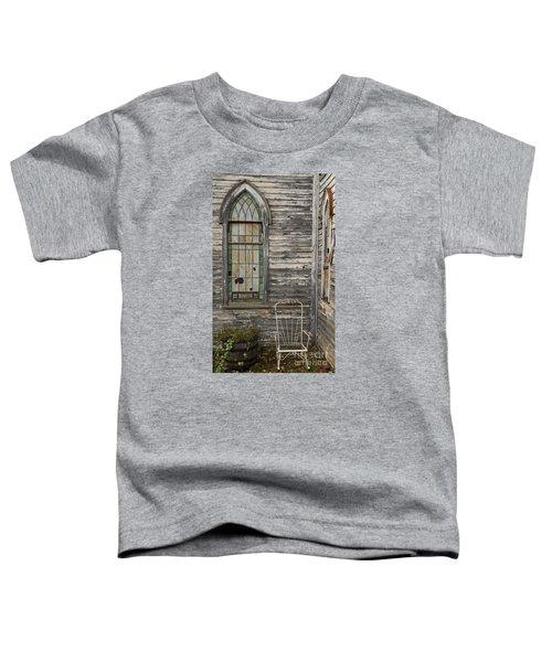 Jesus Has Left The Building Toddler T-Shirt