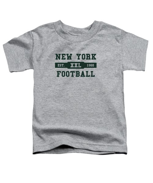 Jets Retro Shirt Toddler T-Shirt