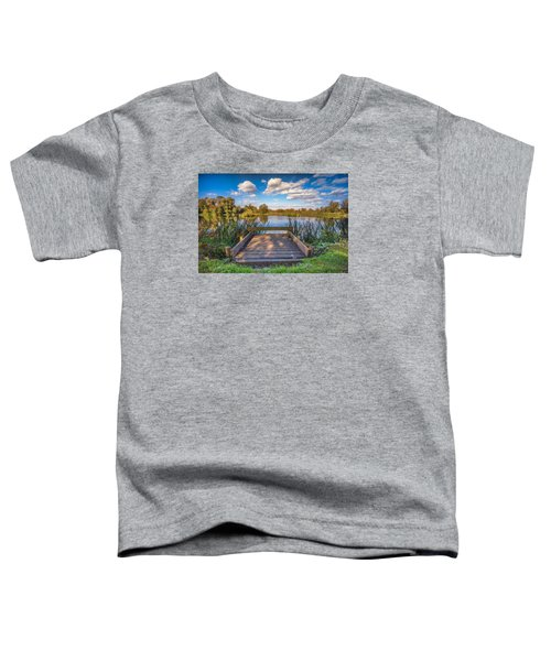 Jetty Toddler T-Shirt
