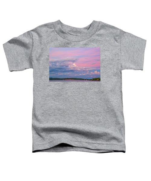 Jocassee 3 Toddler T-Shirt