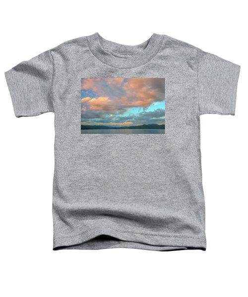 Jocassee 7 Toddler T-Shirt