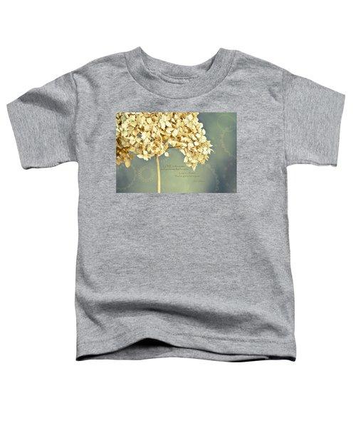 John Lennon Love Toddler T-Shirt