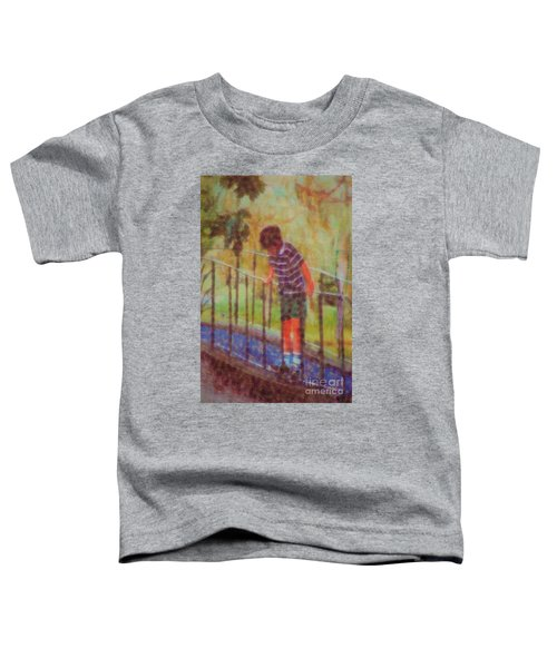 John's Reflection Toddler T-Shirt