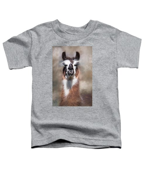Jolly Llama Toddler T-Shirt